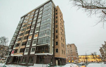 3-комнатная квартира, 100.1 м<sup>2</sup>, 4 этаж