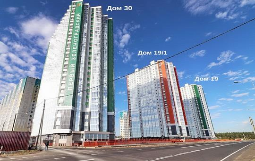 4-комнатная квартира, 99.8 м2, 7 этаж