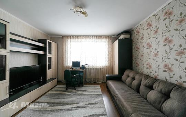 1-комнатная квартира, 38.4 м<sup>2</sup>, 3 этаж