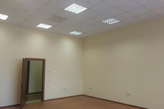 Офис, 42.3 м2, класс B