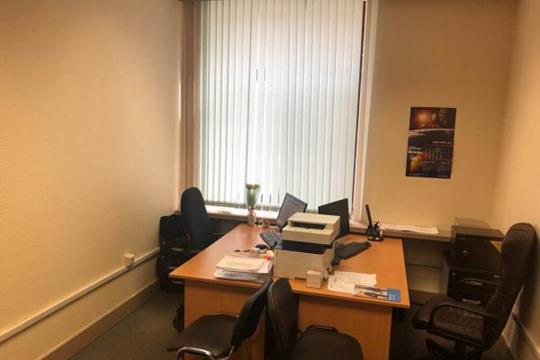 Офис, 3870 м<sup>2</sup>, класс B