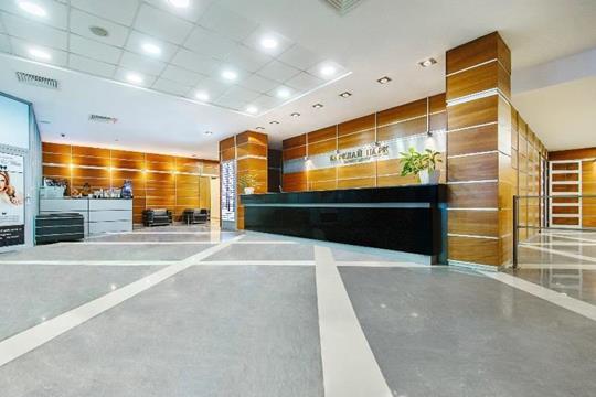 Офис, 965 м2, класс D