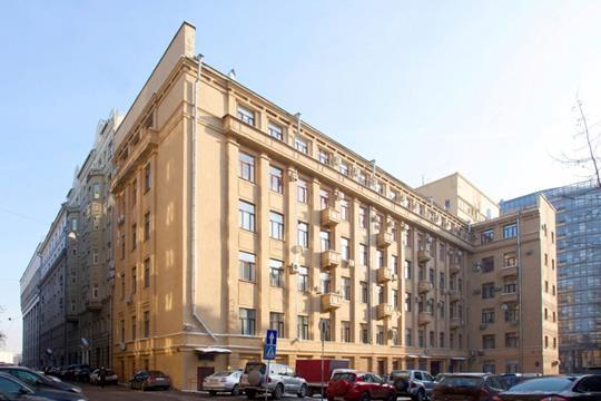 Офис, 1884 м2, класс B