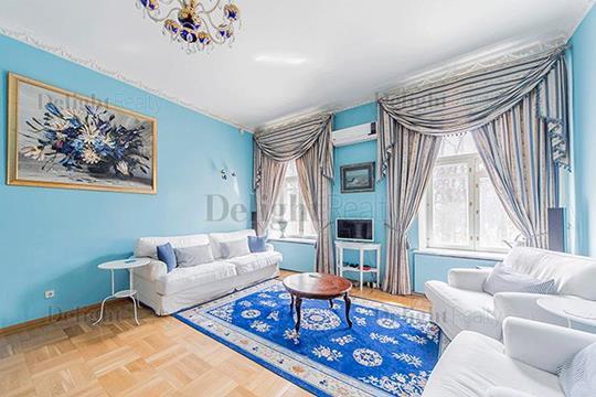 4-комнатная квартира, 116 м<sup>2</sup>, 2 этаж