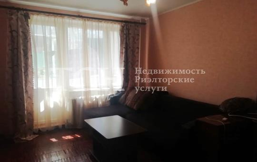1-комнатная квартира, 34 м2, 1 этаж