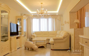 3-комнатная квартира, 100 м<sup>2</sup>, 22 этаж_1