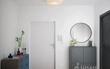 1-комнатная квартира, 39.4 м<sup>2</sup>, 3 этаж_1