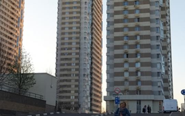 1-комнатная квартира, 47 м<sup>2</sup>, 29 этаж