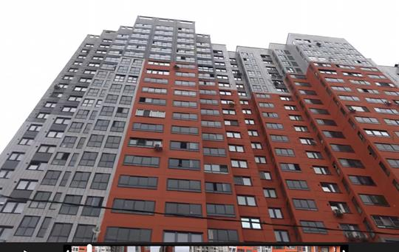 1-комнатная квартира, 24 м<sup>2</sup>, 25 этаж