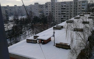 3-комнатная квартира, 59 м<sup>2</sup>, 9 этаж