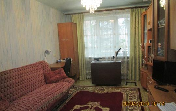 2-комнатная квартира, 55 м<sup>2</sup>, 1 этаж