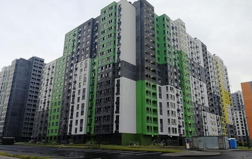 3-комнатная квартира, 76 м<sup>2</sup>, 9 этаж