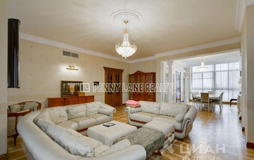 Многокомнатная квартира, 464 м<sup>2</sup>, 15 этаж