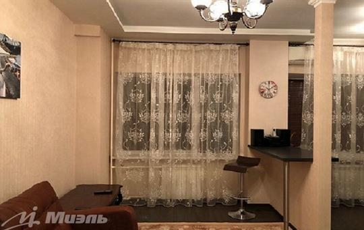 1-комнатная квартира, 29 м<sup>2</sup>, 3 этаж