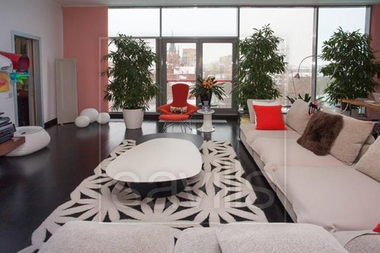 5-комн квартира, 255 м2, 6 этаж