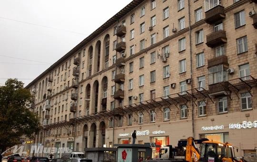 2-комнатная квартира, 57 м<sup>2</sup>, 7 этаж