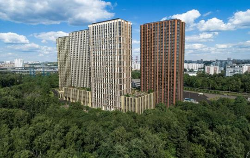 4-комнатная квартира, 127 м<sup>2</sup>, 30 этаж