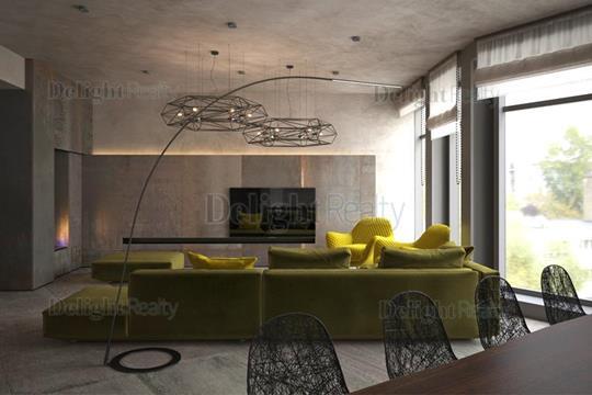 4-комнатная квартира, 220 м<sup>2</sup>, 10 этаж