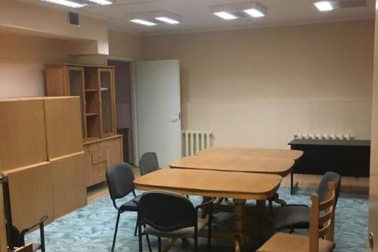 Офис, 1200 м<sup>2</sup>, класс B
