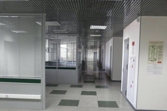 Офис, 46000 м<sup>2</sup>, класс B+