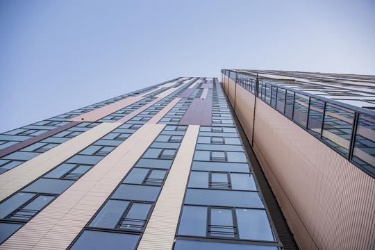 1-комнатная квартира, 46 м<sup>2</sup>, 24 этаж