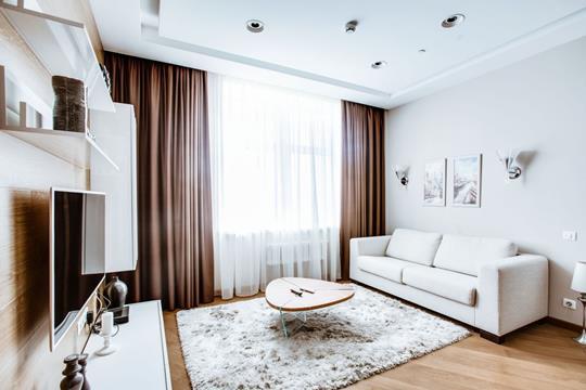 1-комнатная квартира, 80.3 м<sup>2</sup>, 5 этаж