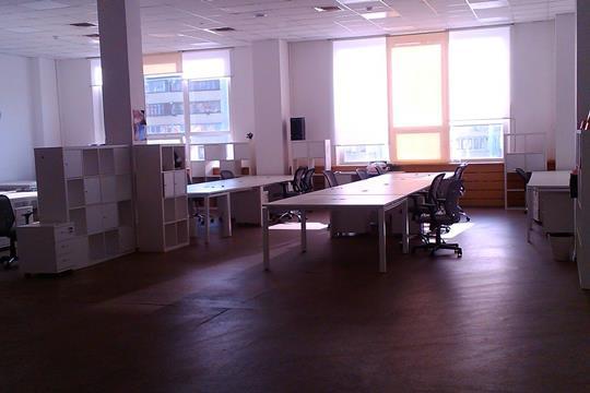 Офис, 384 м2, класс B+