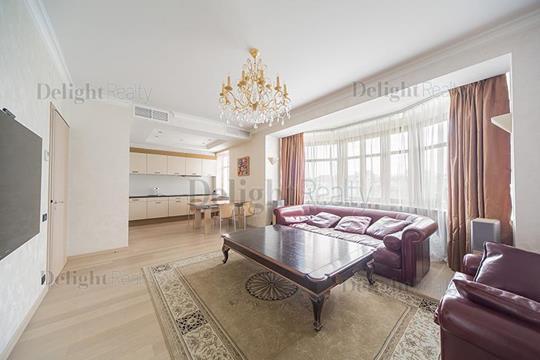3-комнатная квартира, 184 м<sup>2</sup>, 4 этаж