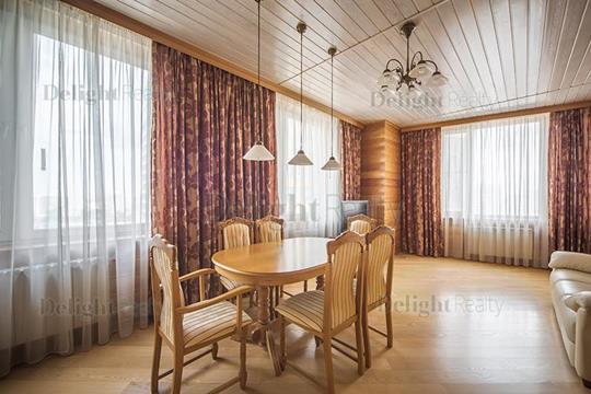 4-комнатная квартира, 121 м<sup>2</sup>, 12 этаж