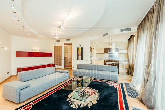 3-комнатная квартира, 109 м<sup>2</sup>, 5 этаж