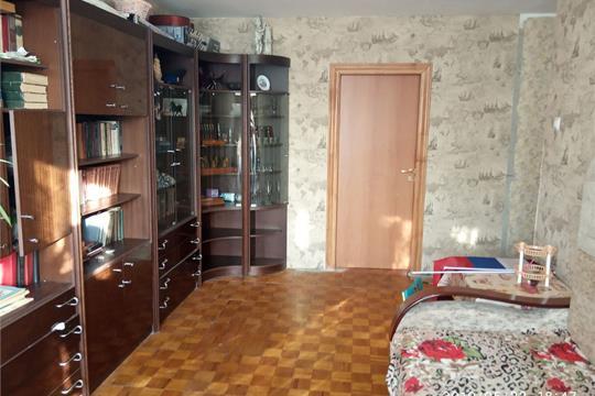 2-комнатная квартира, 46 м<sup>2</sup>, 7 этаж