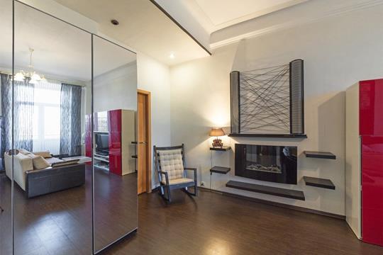 2-комнатная квартира, 61 м<sup>2</sup>, 8 этаж