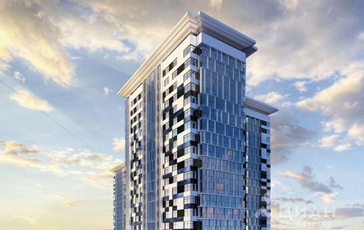 2-комнатная квартира, 52.7 м<sup>2</sup>, 23 этаж_1