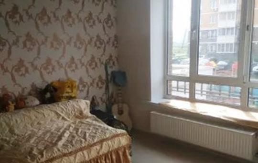 1-комнатная квартира, 38 м2, 2 этаж