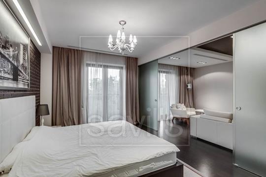 2-комнатная квартира, 80 м<sup>2</sup>, 4 этаж