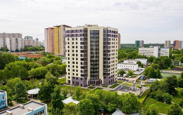 1-комн квартира, 48.6 м2, 4 этаж