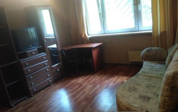1-комнатная квартира, 38 м<sup>2</sup>, 1 этаж