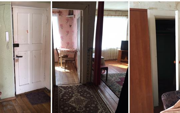 2-комнатная квартира, 39 м<sup>2</sup>, 3 этаж