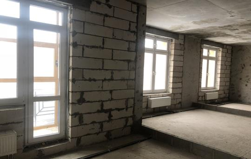 1-комнатная квартира, 95 м<sup>2</sup>, 7 этаж