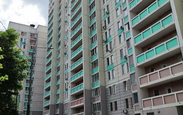 1-комнатная квартира, 38 м<sup>2</sup>, 12 этаж