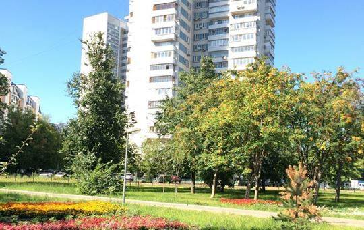2-комнатная квартира, 55 м<sup>2</sup>, 21 этаж