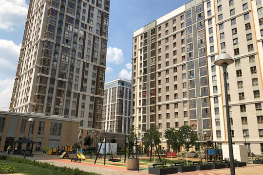 3-комн квартира, 103 м2, 23 этаж