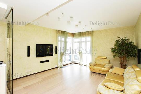 3-комнатная квартира, 107 м<sup>2</sup>, 20 этаж