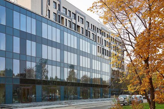 Офис, 522 м<sup>2</sup>, класс B+