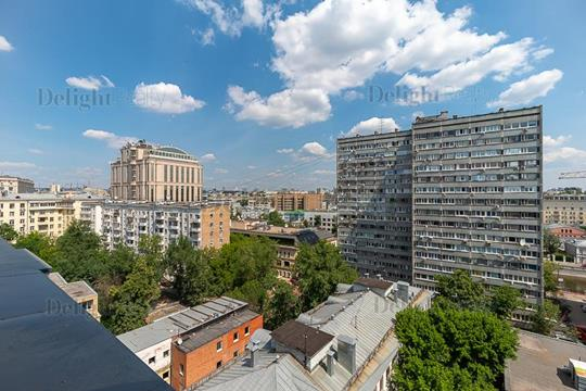 4-комн квартира, 219.3 м2, 8 этаж
