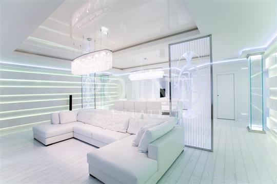 5-комнатная квартира, 217 м<sup>2</sup>, 7 этаж