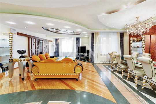 Многокомнатная квартира, 400 м<sup>2</sup>, 6 этаж