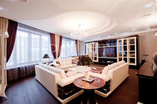 5-комнатная квартира, 250 м<sup>2</sup>, 8 этаж