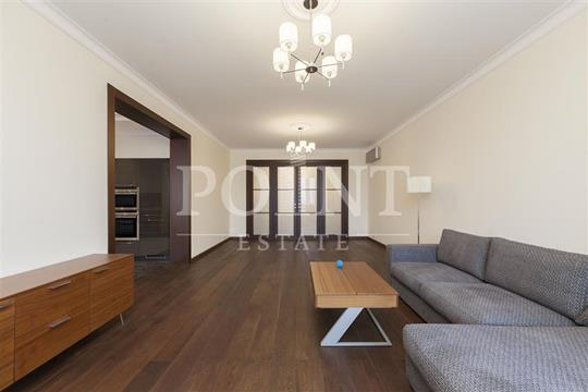 3-комнатная квартира, 135 м<sup>2</sup>, 12 этаж