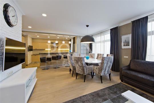 Многокомнатная квартира, 340 м<sup>2</sup>, 21 этаж